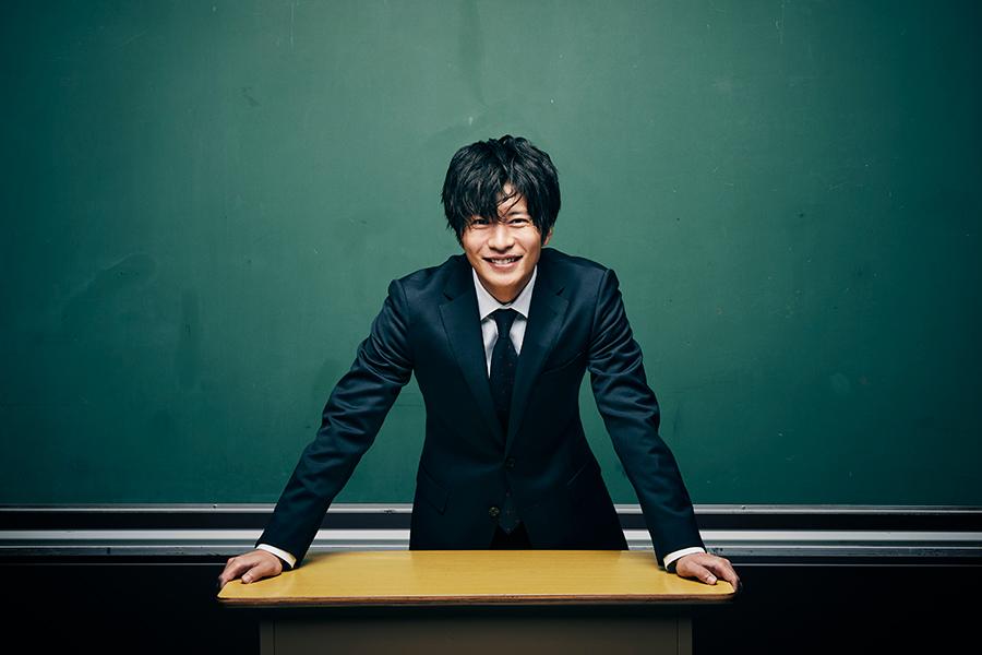 「先生を消す方程式。」で主演を務める田中圭【写真:(C)テレビ朝日】