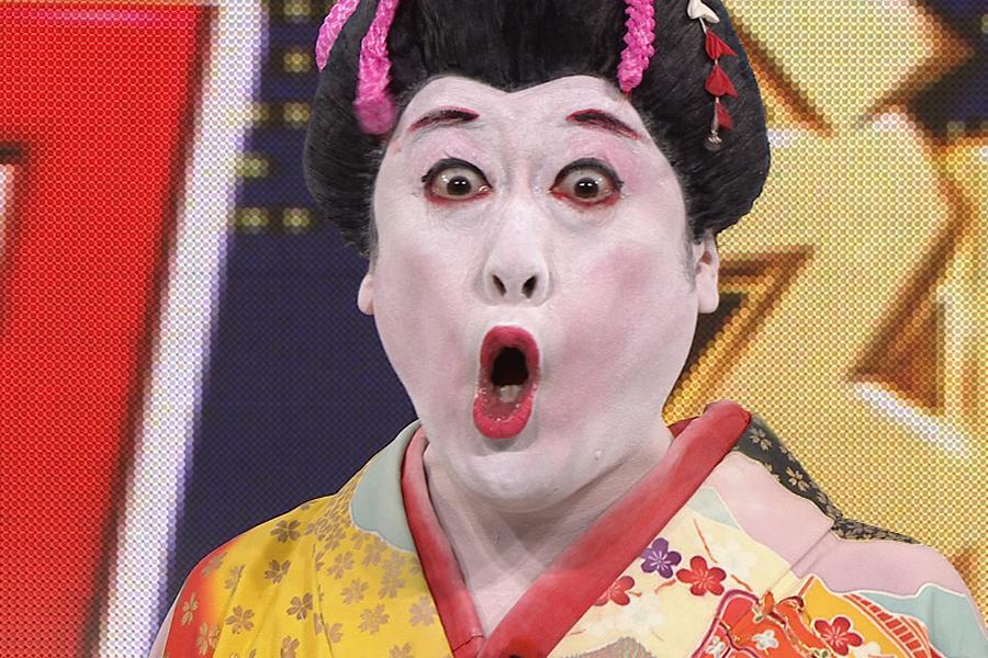 「エンタの神様」に12年半ぶりに単独出演するコウメ太夫【写真:(C)日本テレビ】