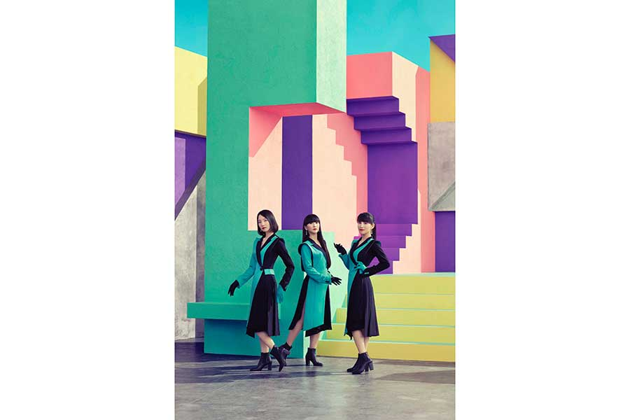 "Perfume、デビュー記念日「9・21」に初オンラインフェス「""P.O.P"" Festival」を開催"