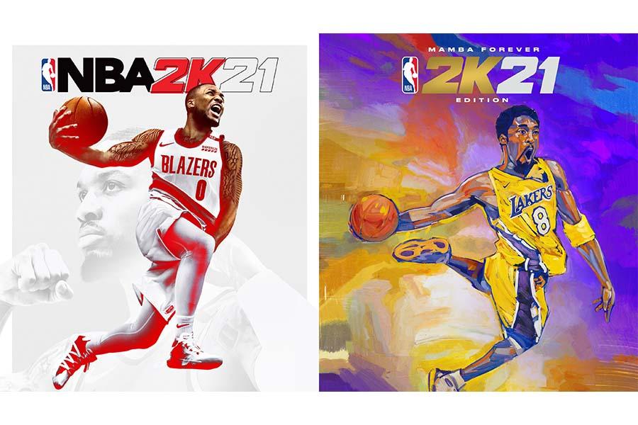 バスケゲーム「NBA 2K21」が日本で発売開始 熱気、闘志を再現するリアリティーを体感