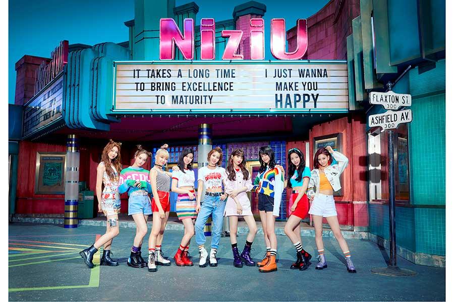 NiziU・MAKO テレビ初歌唱へ意気込み「スゴく緊張しますが、本当に光栄」