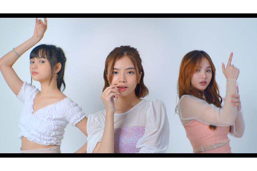 「MNL48」新グループ「BABY BLUE」がMVの配信をスタート【写真:(C)HHE】