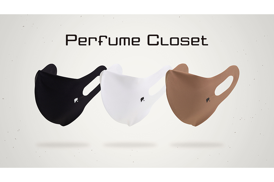 Perfume、オリジナルマスクを発売 衣装の裏地に使われる特殊な素材を使用