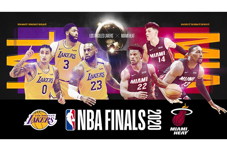 NBAファイナル2020が10月1日から開幕!