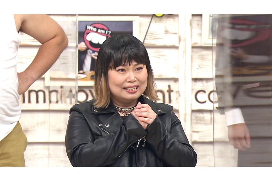 「ニッチェ」近藤の彼氏登場にスタジオ騒然【写真:(C)フジテレビ】