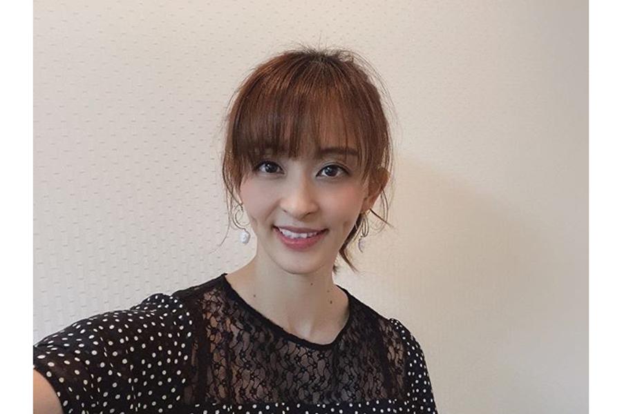 田中理恵【写真:インスタグラム(@riiiiiie611)より】