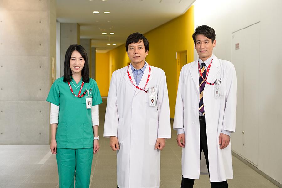 佐藤隆太&桜庭ななみ、「ドクターY」に初参戦! 外科医&若き麻酔科医演じる