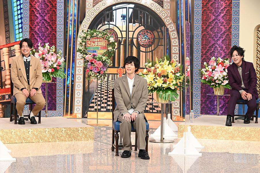 「ぺこぱ」はコンビとして初出演【写真:(C)日本テレビ】