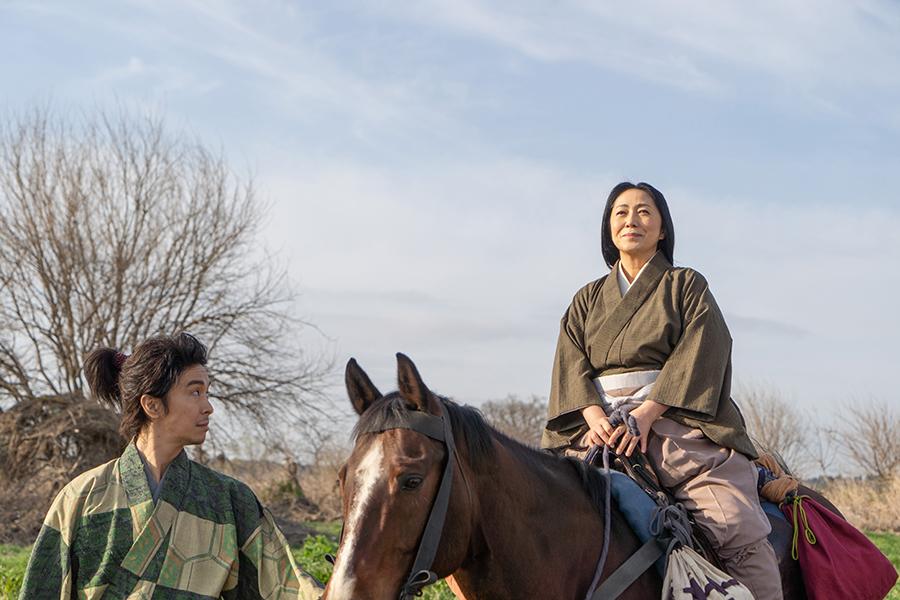 石川さゆり、大河で主人公の母好演「声も音楽に」豊かな感性で物語に華