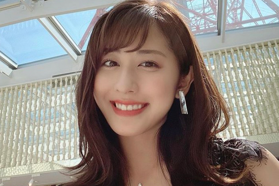 テレビ朝日・斎藤ちはるアナ、リボンヘアに称賛続々「可愛いアレンジ」「初めて見た」