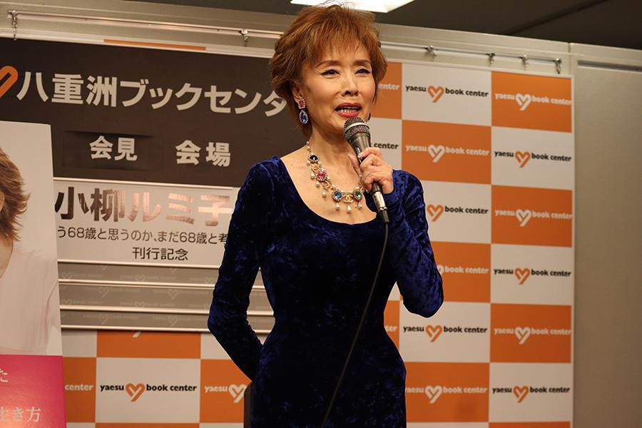 小柳ルミ子、引退考えたら「同じ事務所の木下優樹菜さんが。先を越されてしまった」