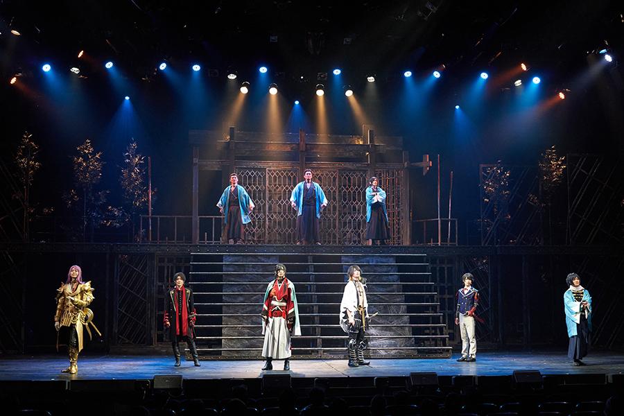 ミュージカル『刀剣乱舞』が初日 16年初演の幕末物語を再び描く
