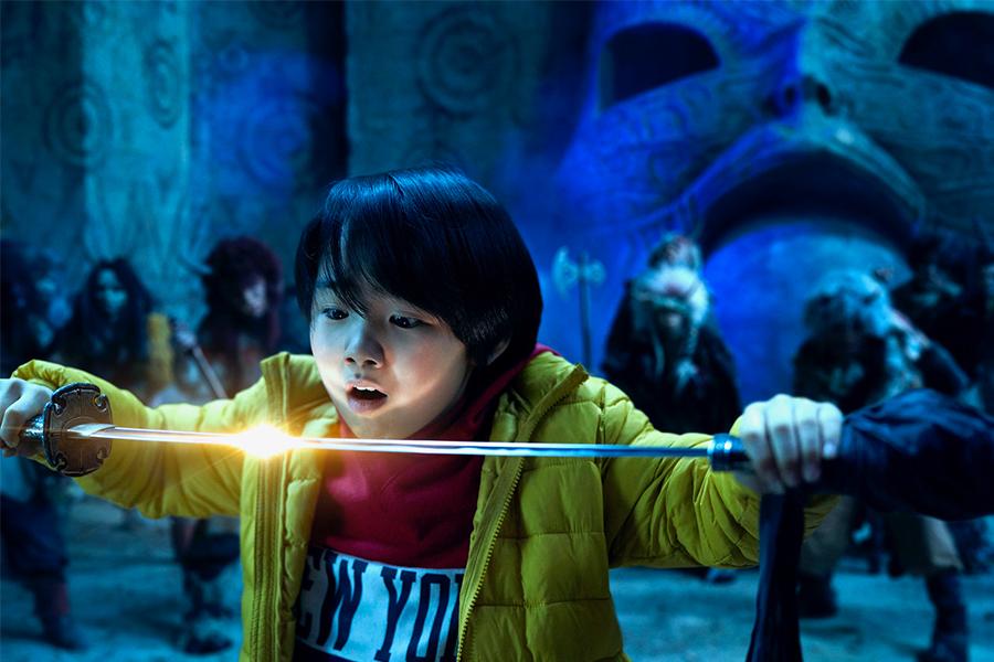寺田心が「妖怪大戦争」最新作に主演 「妖怪のあまりにリアルな作りと演技にドキドキ」