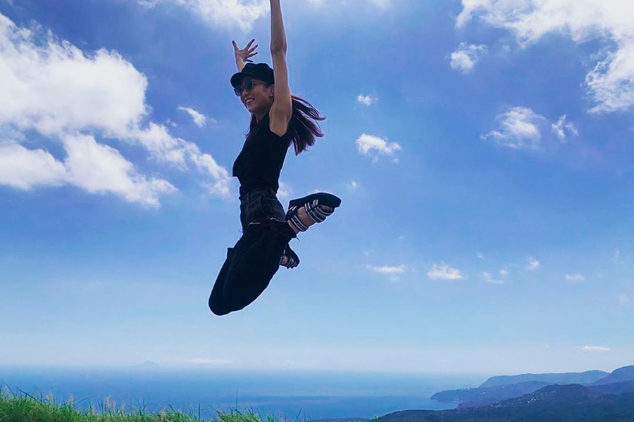 石川恋【写真:(C)石川恋オフィシャルブログ Powered by Ameba】