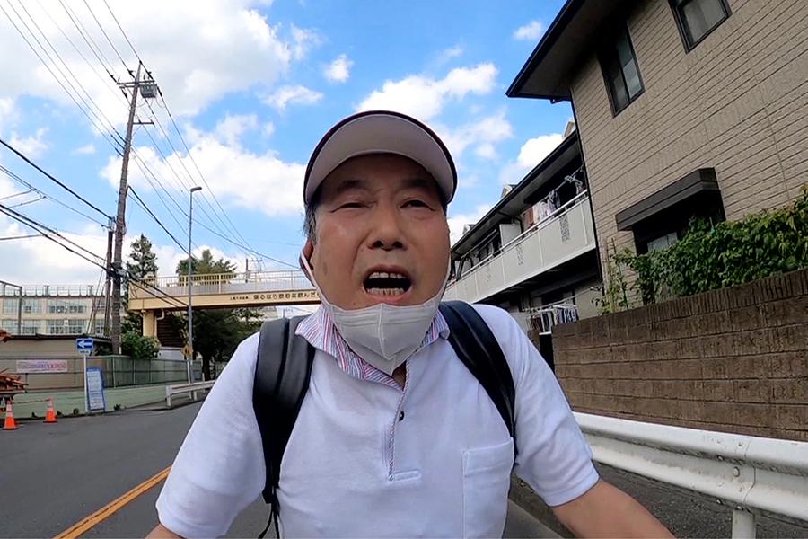 桐谷広人さん【写真:(C)日本テレビ】