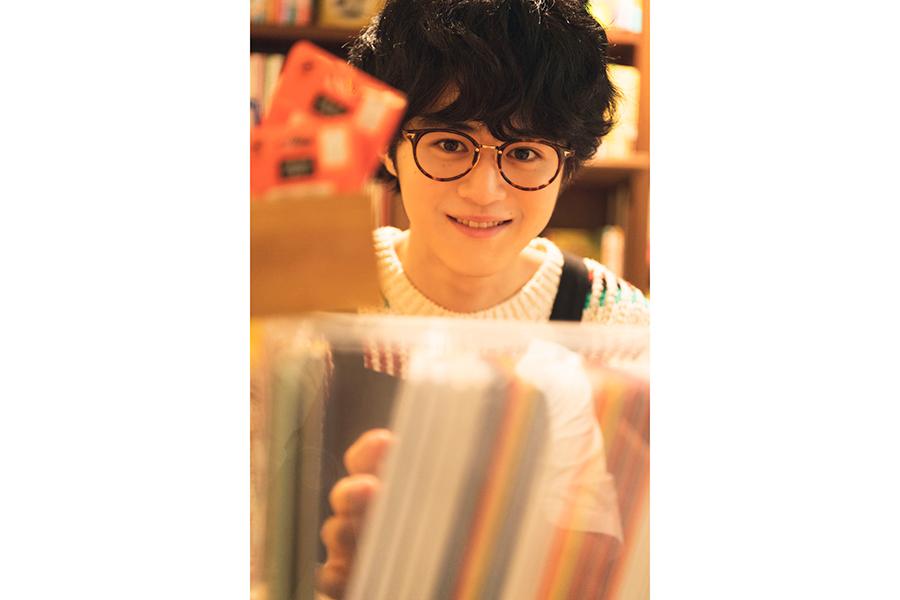 """「MIU404」でも好演 鈴鹿央士のカレンダーブック発売「""""素っぽい自分""""を出せたかな」"""