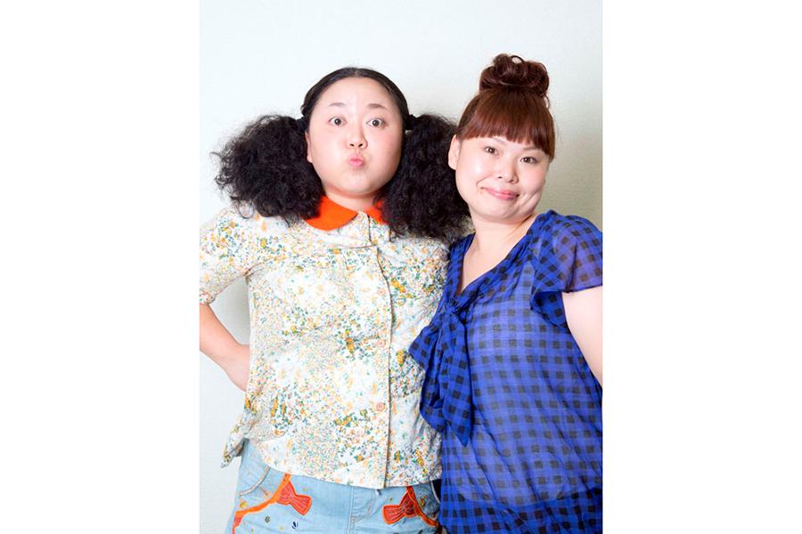 「ニッチェ」の江上敬子(左)と近藤くみこ