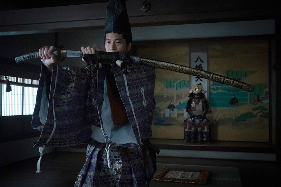 義輝にとって最後の戦いになる「永禄の変」が描かれる第24回【写真:(C)NHK】