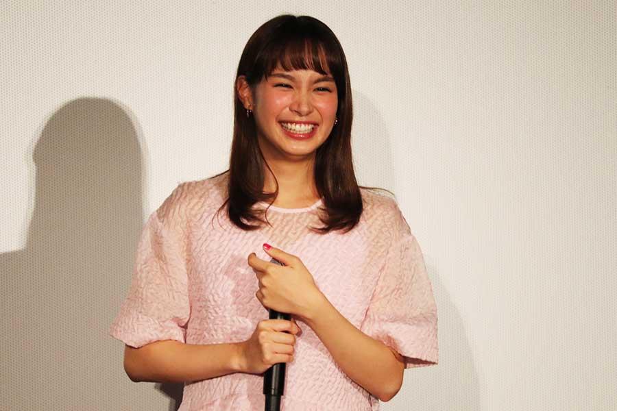 """注目女優・関水渚、長澤まさみの言葉は「人生の教科書みたい」 """"なりすまし親子""""の絆"""