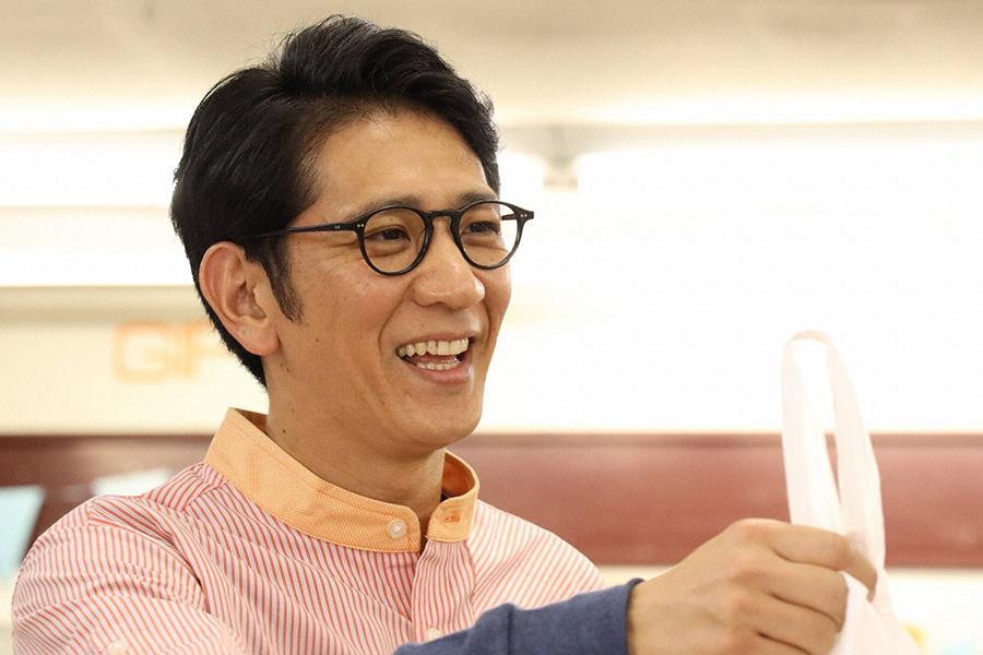 アンタ柴田、8年ぶりドラマ出演「バラエティーとは違う緊張感。背中がびしょびしょ」