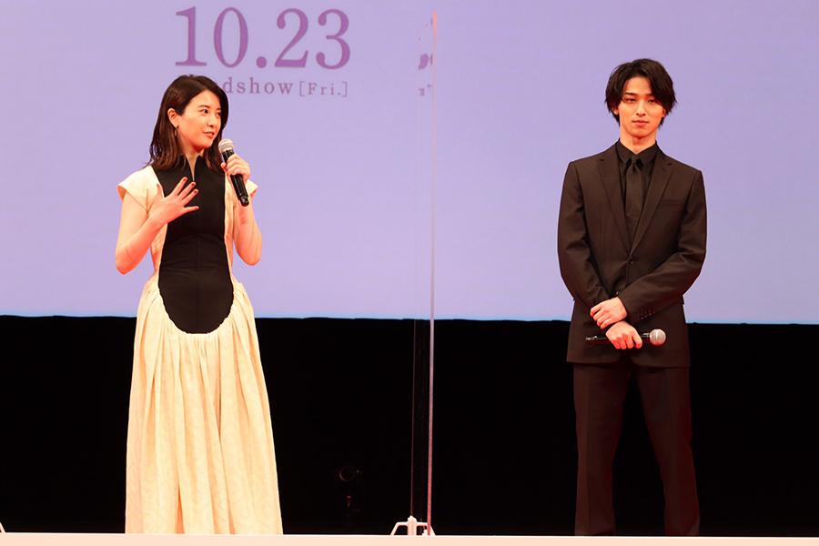 吉高由里子、初共演・横浜流星の印象を告白「ピンクの髪のイメージが強かった」