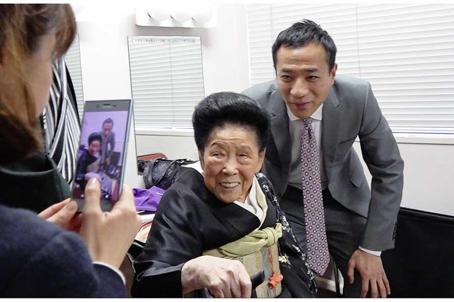 現役最高齢の漫才師・内海桂子さんをしのび、BSテレ東が追悼特番 未公開映像を紹介