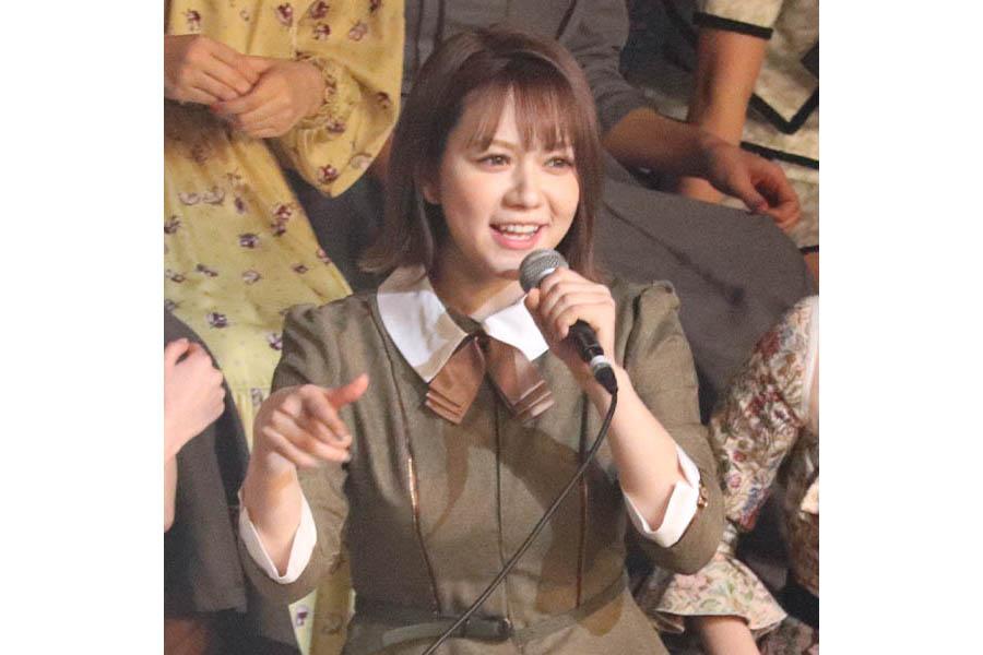 HKT48村重杏奈【写真:ENCOUNT編集部】