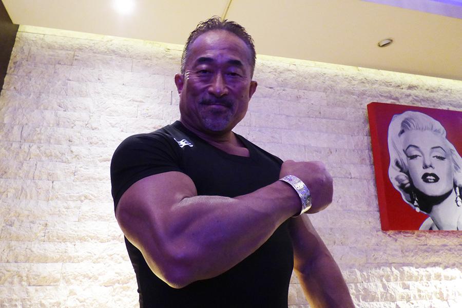 元K-1ファイター・角田信朗が格闘界に提言「どこを目指しているの?」