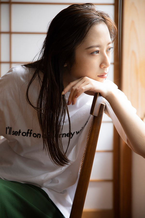 SKE48の高柳明音と「RITA JEANS TOKYO」コラボ実現