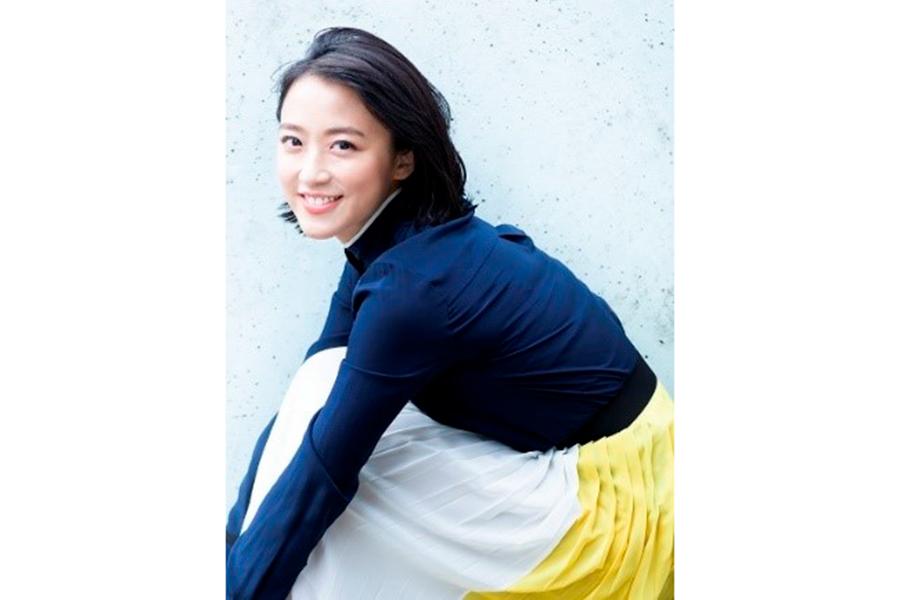 大丸松坂屋のキャンペーンアンバサダーに就任した竹内由恵アナ