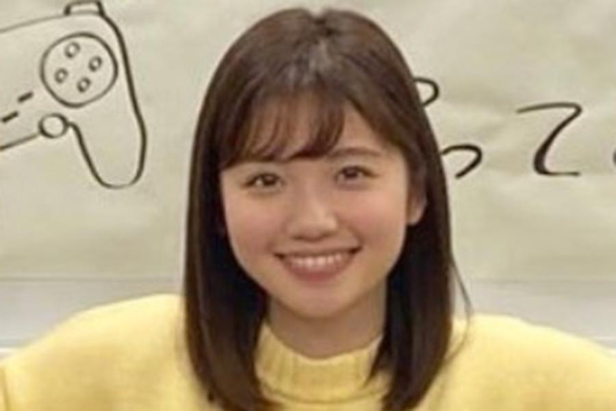 テレビ東京の田中瞳アナウンサー【写真:インスタグラム(@hitomi_tanaka_9)より】