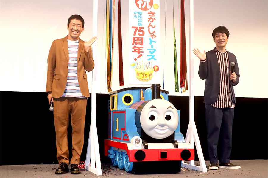 (左から)麒麟の田村裕と川島明