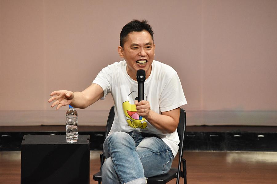 「太田光物語」山田雅人の熱い語りに太田もタジタジ「こんなに出にくいステージ初めて」