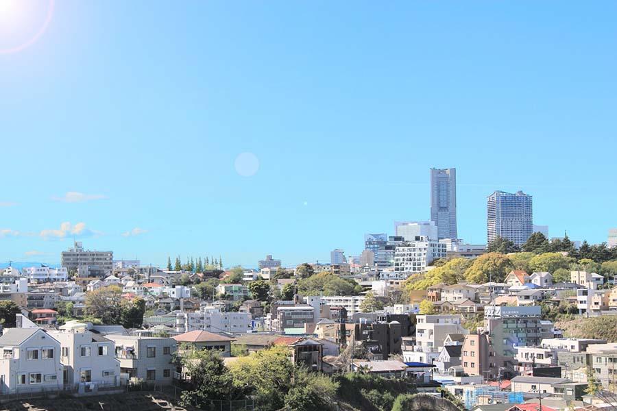 移住先の都内近郊エリアでは「神奈川県」が人気(写真はイメージ)【写真:写真AC】