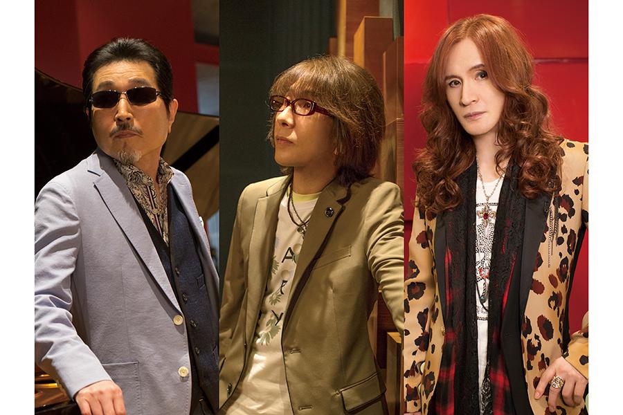 主題歌を担当する「THE ALFEE」【写真:(C)テレビ東京】