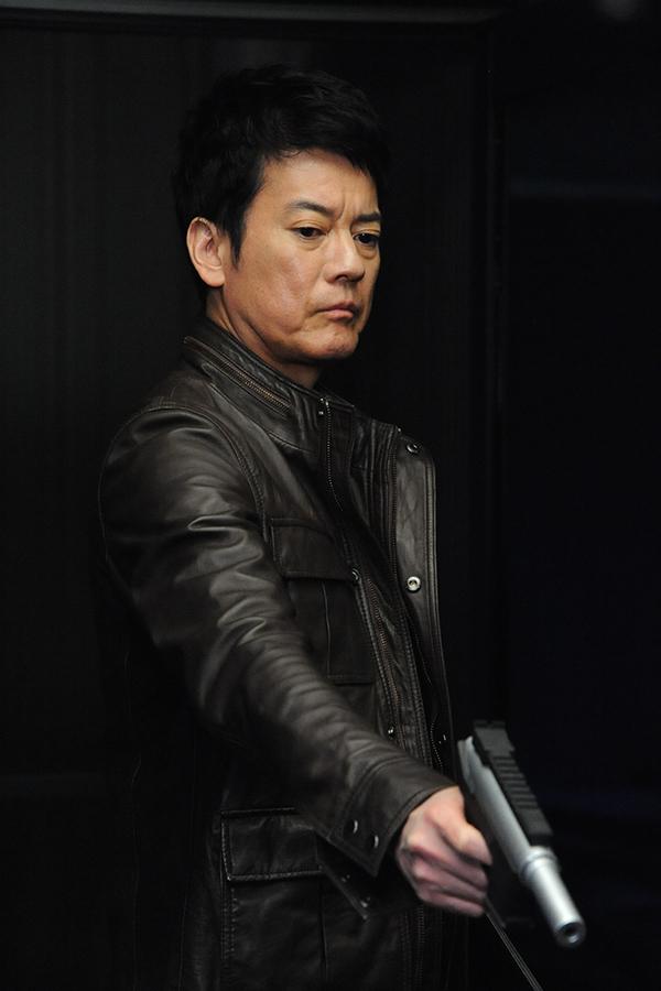 唐沢寿明が日本版ジャック・バウアー=獅堂現馬を演じる【写真:(C)テレビ朝日】