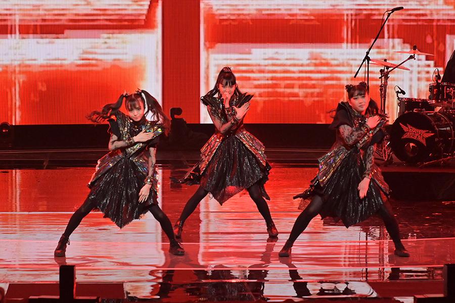 BABYMETAL、Perfume、水樹奈々…全世界へ発信「SONGS OF TOKYO」がNHK総合で放送決定
