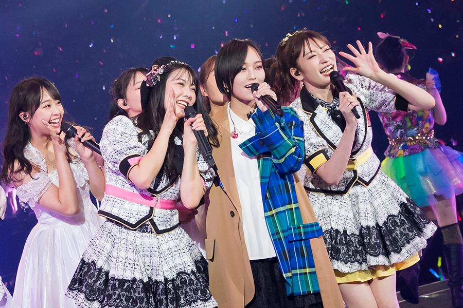 「辞めた後も目が離せない」山本彩がNMB48・10周年記念ライブで胸中を明かす