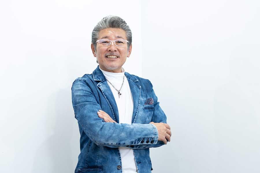 布川敏和【写真:ENCOUNT編集部】
