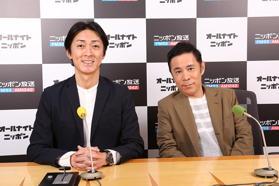 「KOC」優勝ジャルジャル、ナインティナインと「ANN」で共演 岡村はネタ作りに興味