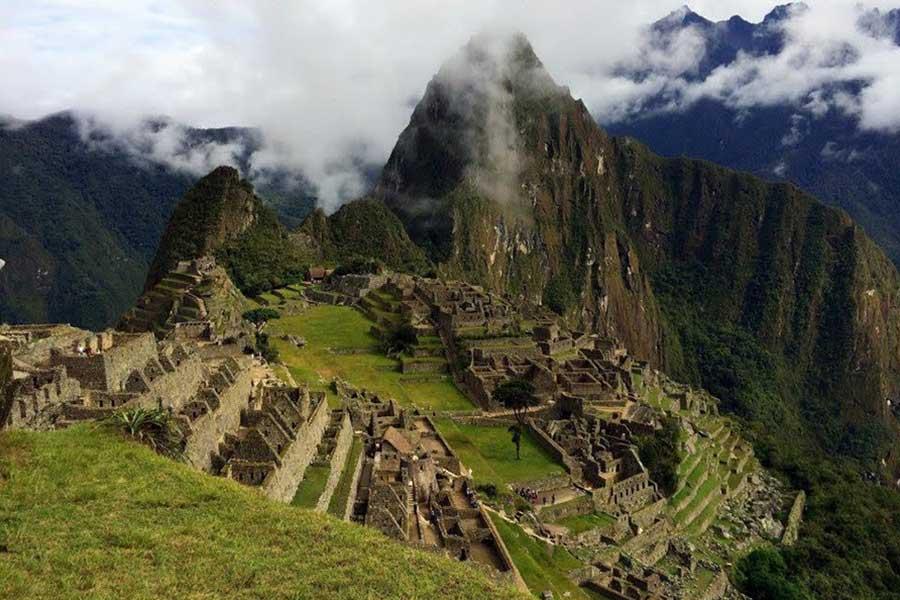 南米ペルーの世界遺産マチュピチュ(写真はイメージ)【写真:写真AC】