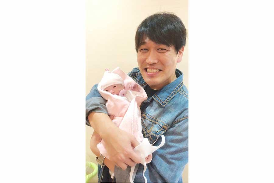 安枝瞳が第2子となる女児を出産 夫・古坂大魔王が歓喜の報告「パパ頑張るからぁ!」