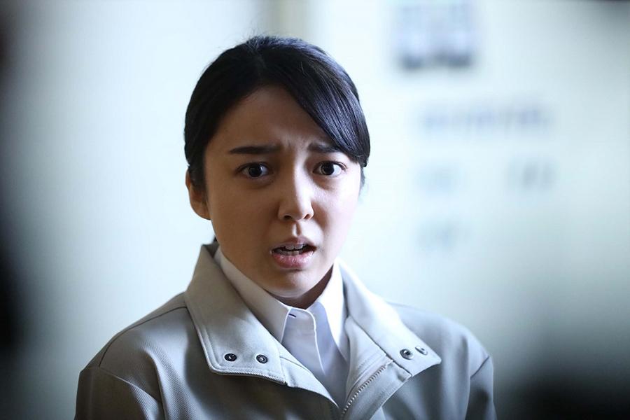 「ほんとにあった怖い話 2020特別編」に出演する上白石萌音【写真:(C)フジテレビ】