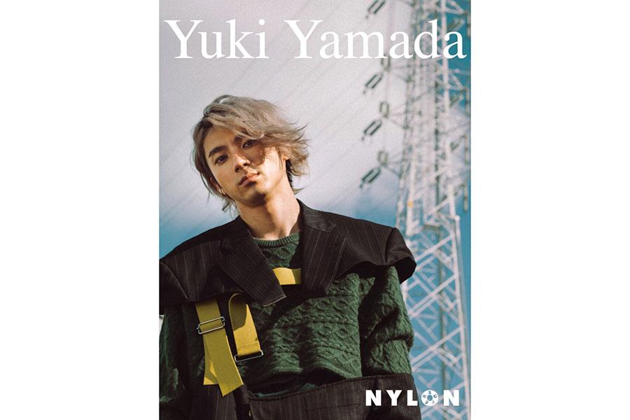 「YUKI YAMADA NYLON SUPER VOL.3」【写真:(C)NYLON SUPER】