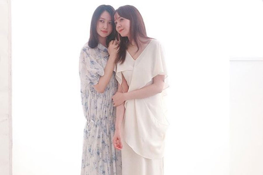 トリンドル玲奈&瑠奈、姉妹2Sが話題沸騰「なんだ…この可愛い姉妹は…」