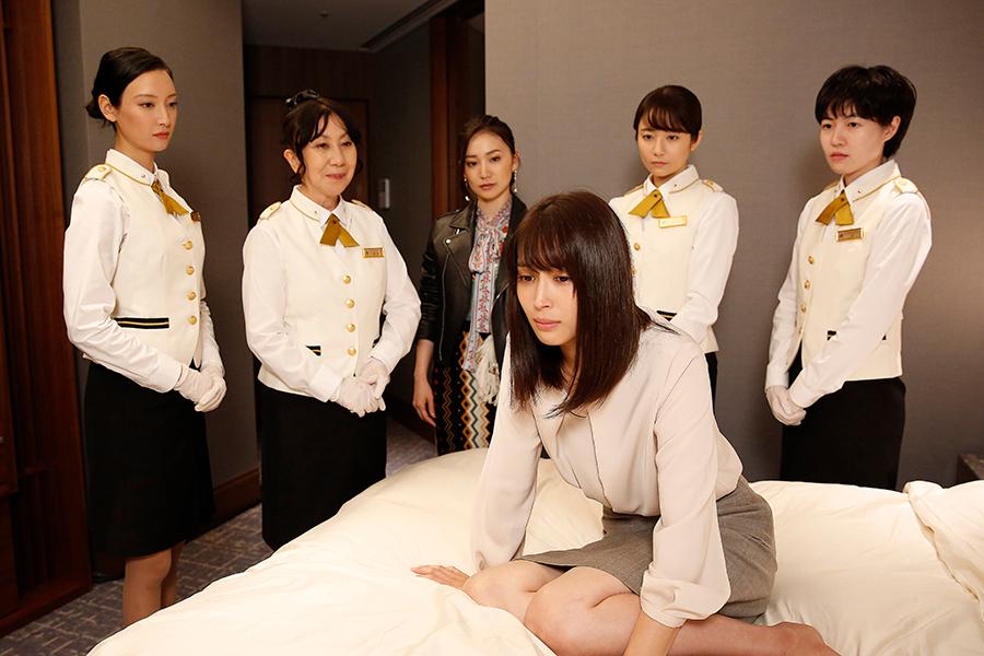 22日に20分拡大スペシャルでスタートするテレビ朝日系の新ドラマ「七人の秘書」【写真:(C)テレビ朝日】