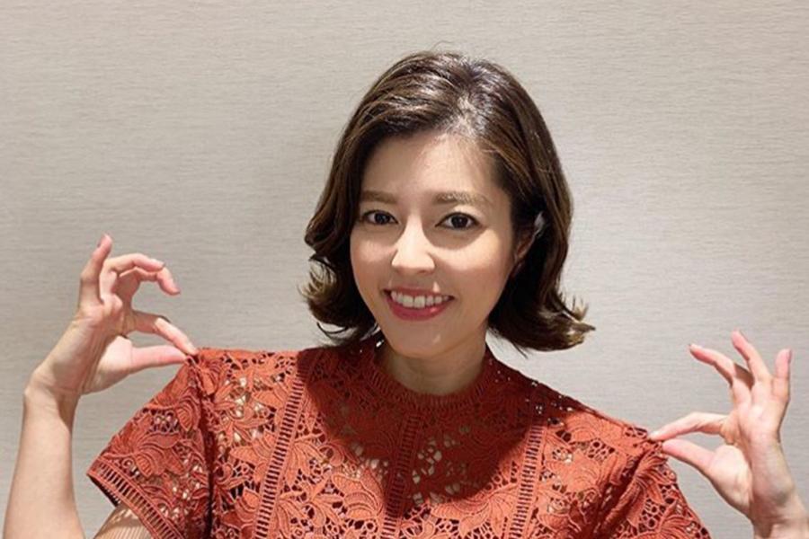 フリーアナウンサーの神田愛花【写真:インスタグラム(@aikakanda)より】