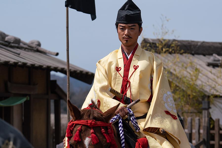 【麒麟がくる】染谷将太「信長を演じるのはすごく楽しい」全能感漂う魔王に扮する