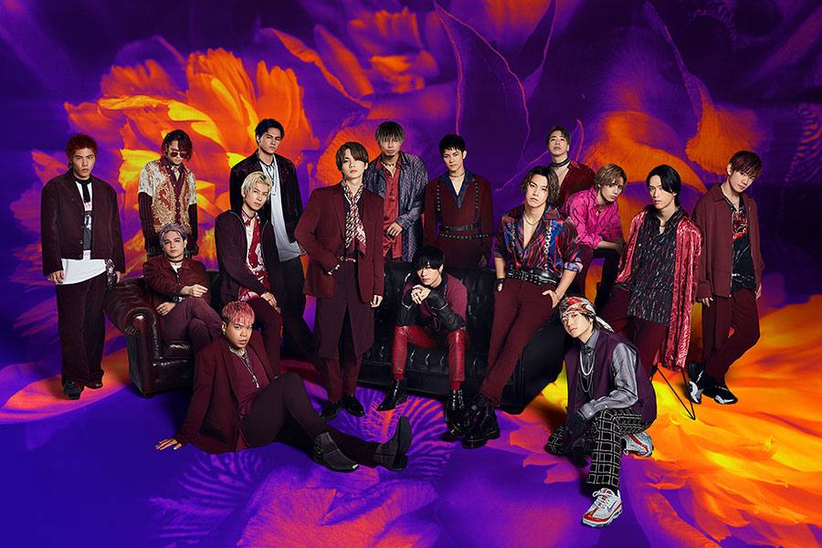 「THE RAMPAGE from EXILE TRIBE」