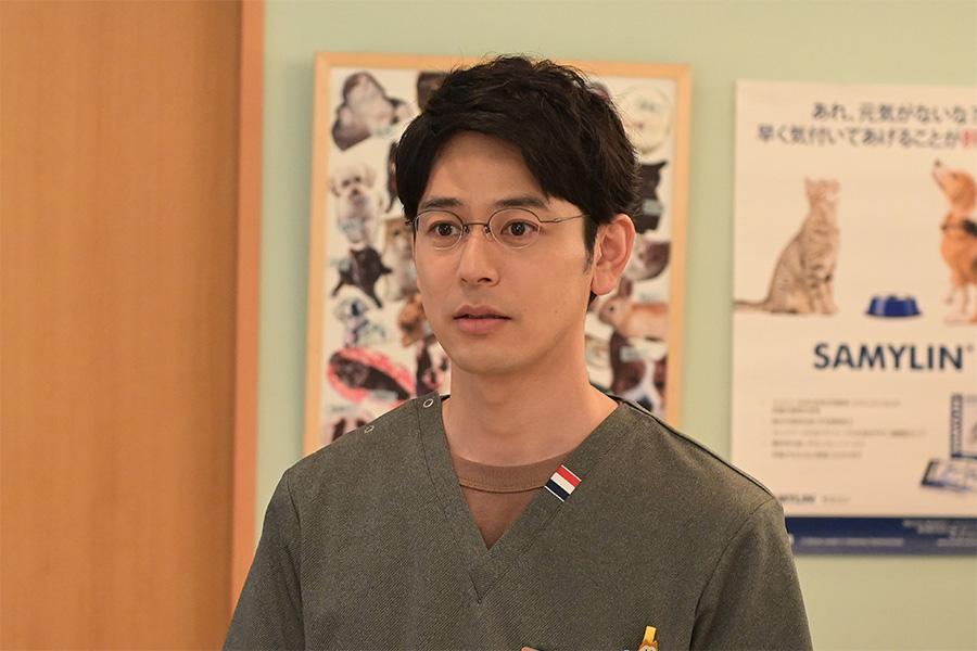 TBSテレビ日曜劇場「危険なビーナス」の主演を務める妻夫木聡(C)TBS
